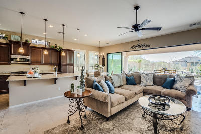 Mountain Bridge Single Family Home For Sale: 8621 E Kael Circle