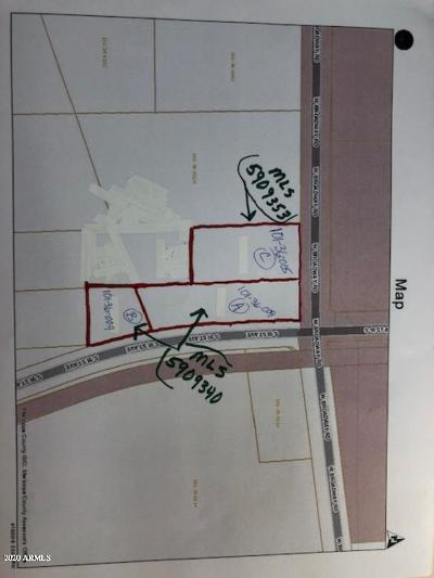 Tolleson Residential Lots & Land For Sale: 9115 W Broadway Road
