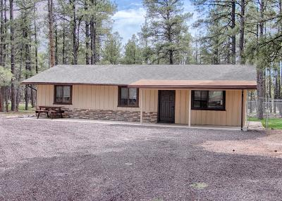 Lakeside Single Family Home For Sale: 9337 N Grizzly Bear Road