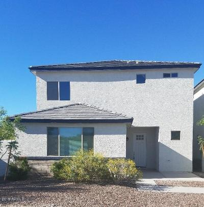 Single Family Home For Sale: 16509 S 10th Street
