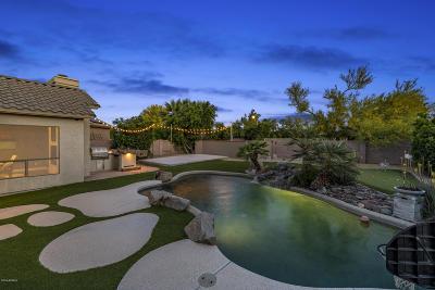 Scottsdale Single Family Home For Sale: 6035 E Woodridge Drive