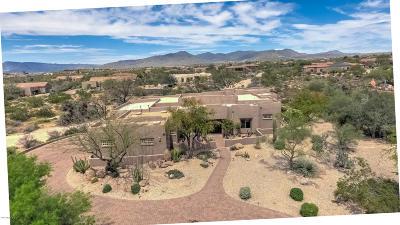 Scottsdale Single Family Home For Sale: 8220 E Cavalry Drive