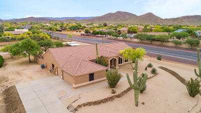 Phoenix Single Family Home For Sale: 512 E Jordon Lane