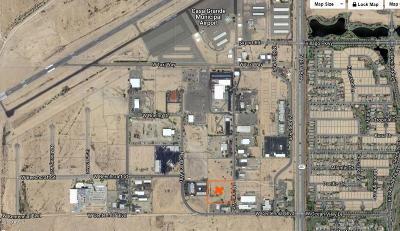 Casa Grande Residential Lots & Land For Sale: 3031 N Lear Avenue