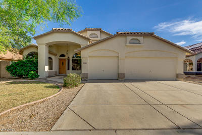 Goodyear Single Family Home For Sale: 16583 W Woodlands Avenue