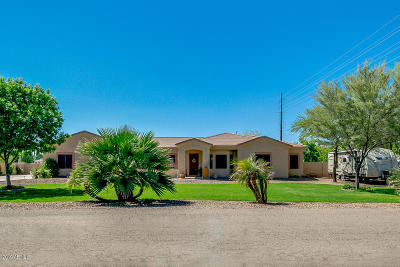 Gilbert Single Family Home For Sale: 16509 S Greenfield Road