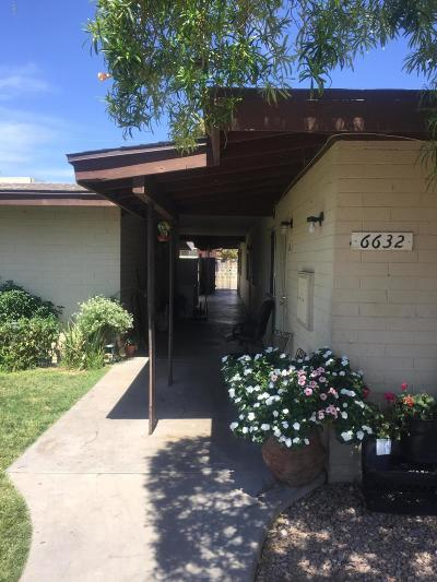 Scottsdale Multi Family Home For Sale: 6632 Cheery Lynn Road