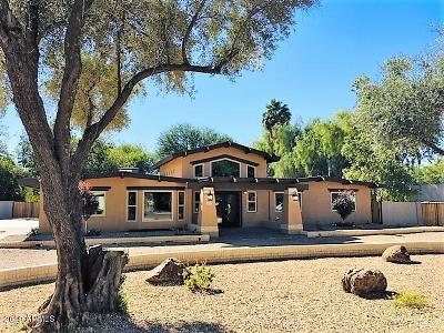 Tempe Single Family Home For Sale: 1023 E Buena Vista Drive