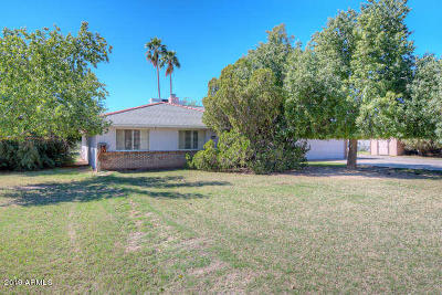 Tolleson Single Family Home For Sale: 11401 W Winslow Avenue