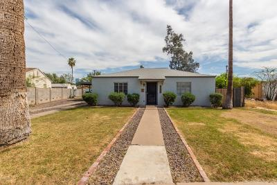 Phoenix Single Family Home For Sale: 3823 N 12th Avenue
