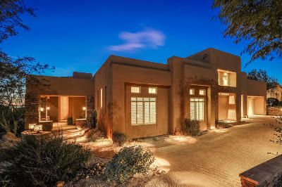 Scottsdale Single Family Home For Sale: 11812 N 142nd Street