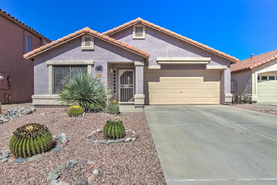 San Tan Valley Single Family Home For Sale: 29279 N Rosewood Drive