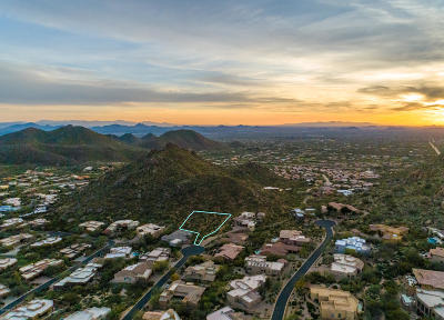 Scottsdale Residential Lots & Land For Sale: 11319 E Chama Road