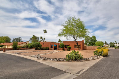 Scottsdale Single Family Home For Sale: 6846 E Dreyfus Avenue