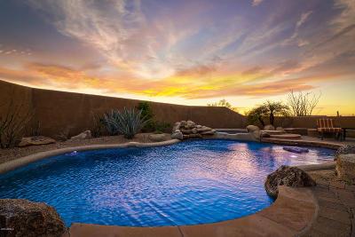 Scottsdale Single Family Home For Sale: 11501 E Mark Lane