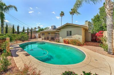 Phoenix Single Family Home For Sale: 3439 E Campbell Avenue