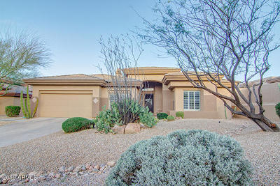Fountain Hills Single Family Home For Sale: 14501 N Lark Court