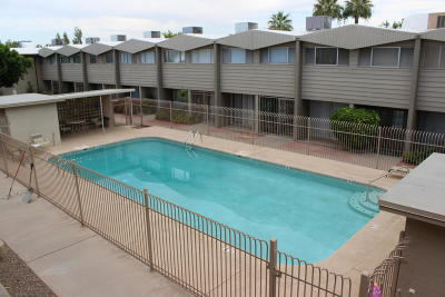 Scottsdale Condo/Townhouse For Sale: 815 N Hayden Road #A214