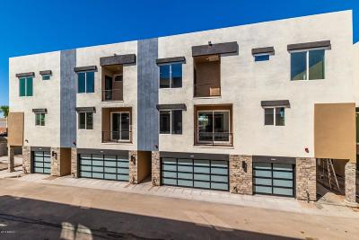 Scottsdale Condo/Townhouse For Sale: 3214 N 70th Street #1008