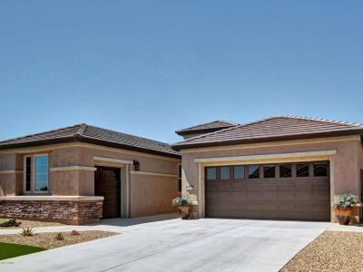 Goodyear Single Family Home UCB (Under Contract-Backups): 16635 W Monte Vista Road W