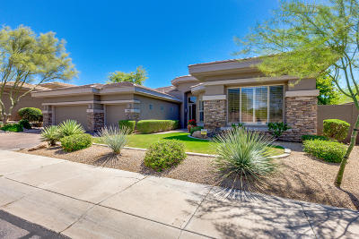 Scottsdale Single Family Home For Sale: 7921 E Tailfeather Lane