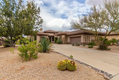 Scottsdale Single Family Home For Sale: 7582 E Visao Drive