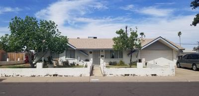 Glendale Single Family Home For Sale: 6208 W Orange Drive
