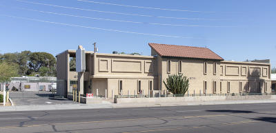 Phoenix Commercial Lease For Lease: 2711 N 24th Street
