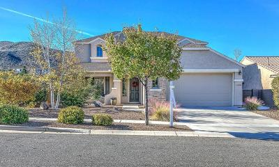 Prescott Valley Single Family Home For Sale: 1046 N Cloud Cliff Pass