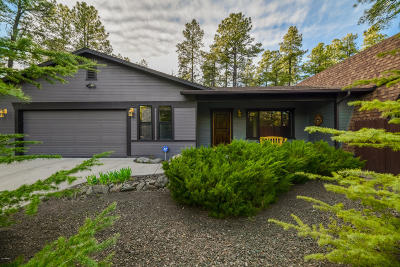 Prescott AZ Single Family Home For Sale: $425,000
