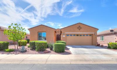 Maricopa Single Family Home For Sale: 42677 W Kingfisher Drive