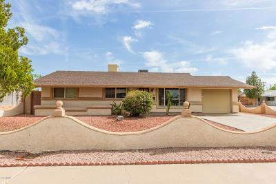 Scottsdale Single Family Home For Auction: 8025 E Clarendon Avenue
