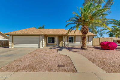 Mesa Single Family Home For Sale: 4848 E Encanto Street