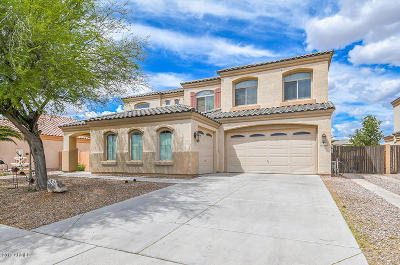 Casa Grande Single Family Home For Sale: 670 W Casa Mirage Drive