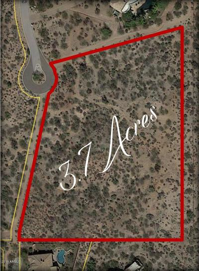 Scottsdale Residential Lots & Land For Sale: 27525 N 113th Place