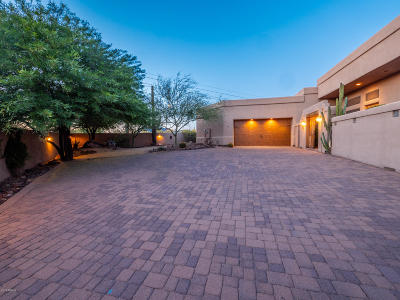 Cave Creek Single Family Home For Sale: 31397 N 59th Street