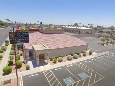 Phoenix Commercial For Sale: 2327 E Van Buren Street
