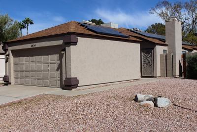 Glendale Single Family Home For Sale: 4006 W Camino Vivaz
