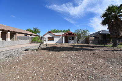 Tolleson Single Family Home For Sale: 9406 W Madison Street