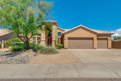 Cave Creek Single Family Home For Sale: 4974 E Juana Court