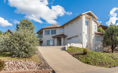 Prescott AZ Single Family Home For Sale: $475,000