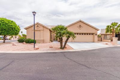 Sun Lakes Single Family Home For Sale: 9531 E Sunmesa Court