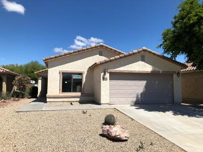 Maricopa Single Family Home UCB (Under Contract-Backups): 44916 W Gavilan Drive