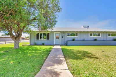 Phoenix Single Family Home For Sale: 2101 W Virginia Avenue