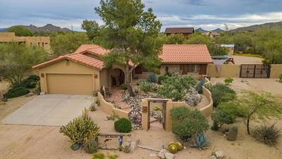 Cave Creek AZ Single Family Home For Sale: $599,900