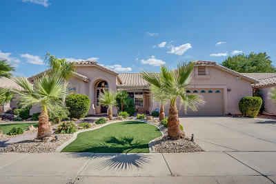 Gilbert Single Family Home For Sale: 1691 W Campbell Avenue