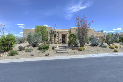 Scottsdale Single Family Home For Sale: 9680 E Peak View Road