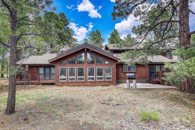 Flagstaff Single Family Home For Sale: 5705 Townsend-Winona Road