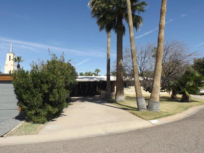 Phoenix Single Family Home For Sale: 1322 E Earll Drive