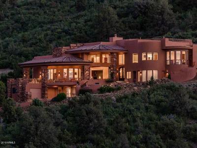 Prescott AZ Single Family Home For Sale: $1,549,000